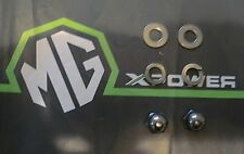 MGF MG F MGTF MG TF Stainless Steel Wiper Nut Kit mgmanialtd.com