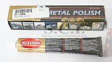 HONDA CB350 CB550 CX500 CB750 GL1000 AUTOSOL METAL CHROME POLISH 3.3 OZ TUBE