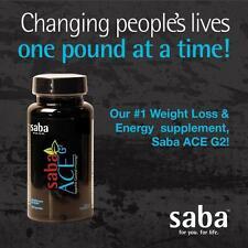 New ACE G2 - Saba's Strongest Appetite Control Formula - 60 ct packs or bottle
