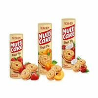 Ukrainian Sweets ROSHEN Cookies Sandwich MultiCake Fruit Pie Choose 6.87 oz 195g