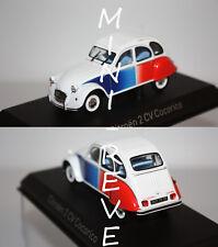 "Norev Citroën 2CV 1986 ""Cocorico"" 1/43 151329"