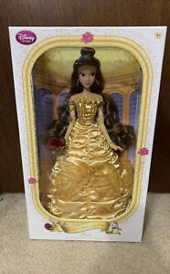"""Disney Store Limited Edition Princess Belle 17"""" Doll EXCELLENT CONDITION"""