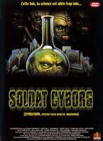 DVD Soldat Cyborg Occasion France