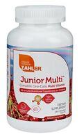 Kids Multivitamin for Junior Kids Multi Vitamin and Zahler 180 Chewable Tablets