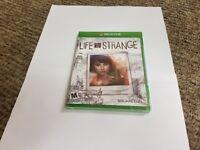 Life Is Strange (Microsoft Xbox One, 2016) new sealed