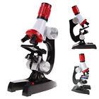 1x Science Microscope Pr Enfants Jouet Instruments Scientifique Magnification NF