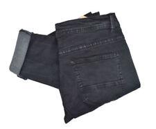 Coloured Herren-Jeans im Biker-Stil