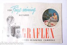 Graflex Prize Winning Pictures Brochure Literature Ad Book - English - Used B74
