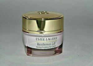 Estee Lauder Resilience Lift Firming Sculpting EYE Creme .5 oz 15 ml