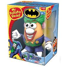 "DC Comic Mr Potato Head Mixable Mashable Heroes 6"" Figure Batman The Joker"