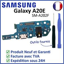 CIRCUIT CONNECTEUR DE CHARGE DOCK USB JACK ET MICRO DU SAMSUNG GALAXY A20E A202F