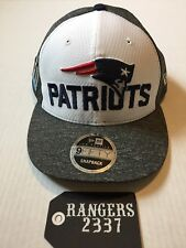 quite nice 802de 1a743 ... italy new era new england patriots super bowl lii opening night low  profile 9fifty hat 67bc5