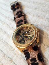 a82170bcde7d Reloj Vintage Analogico de Mujer Atigrado Tigre - EN ESPAÑA! en Rebaja  Rebajas