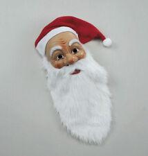 Lieber Weihnachtsmann Maske NEU - Karneval Fasching Maske Gesicht