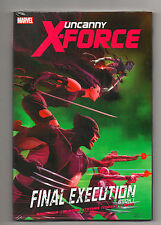 Uncanny X-Force: Final Execution Book 1 - Hardcover TPB - (Sealed)