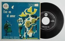 "44933 45 giri - 7"" - Les Chakachas - Eso es el amor; Canalla - RCA"