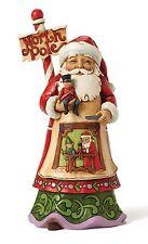 Heartwood Creek Shore North Pole Santa Workshop Wonders Figurine 22.5cm 4053707