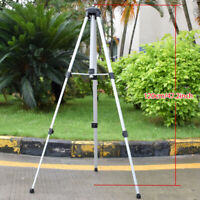 1.5M/1.2M Universal Portable Level Measure Tripod Stand Fr Laser Leveling Rotary