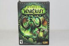 World of Warcraft Legion Expansion Set Pc Read