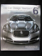 Merrell Book The Car Design Yearbook 6 (2006-2007) (English)