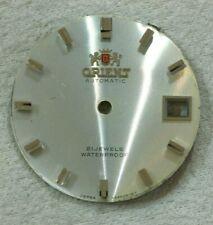 QUADRANTE BIANCO - WHITE DIAL (diam. 27,92 mm) - Orient 1743 ( Y22505 - 157)