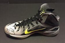 Kobe Bryant Signed Autographed Nike Shoe GAI COA