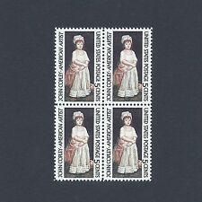 John Singleton Copley, America Artist - Vintage Set of 4 Stamps 51 Years Old!