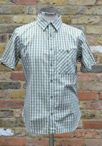 Berghaus Men's Salisbury Short Sleeved Shirt, Small, Foliage Green NEW RRP £40