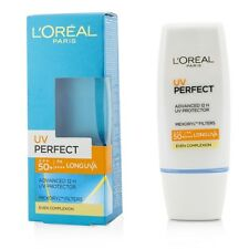 L'OREAL UV Perfect Advanced 12h UV Protection SPF 50+/PA Sunscreen Whitening