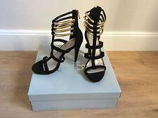 Sandalias sandals JESSICA SIMPSON - Talla 36 - Black Negras -Nuevas - New