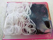 500PCS Hair Rubber Bands Ponytail Elastic Girl Baby Dog doll