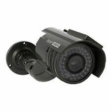 5 X Dynamic CCTV Outdoor Fake Dummy Camera Solar Powered Waterproof