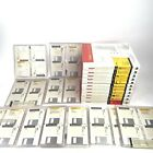 Adobe Type Library Lot Of 20 Vintage Font Software 1990 for Macintosh Or PC Rare