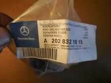 New OEM MERCEDES W202 W208 C220 C280 HEATER PIPE 2028321015 SHIPS TODAY!