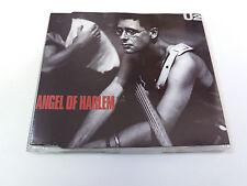 """U2 """"ANGEL OF HARLEM"""" CD SINGLE 3 TRACKS"""