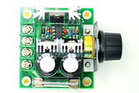 DC Motor Speed Controls PWM 12V-40V 10A Driver 0.01-400W 10% -100% Duty Cycle