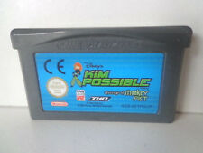 Gameboy Advance juego-Disney 's Kim Possible Revenge of monkey Fist (módulo)