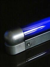 UV-Röhre Schwarzlicht Komplettset 60cm 18W Slim Line