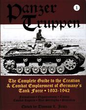 Panzertruppen, Thomas L. Jentz,  Hardback
