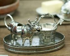 VAGABOND HOUSE MABEL COW CREAMER SET BEAUTIFUL STAND ALONE HOW CUTE CAN IT GET!!