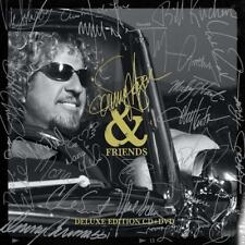 SAMMY HAGAR & FRIENDS - SAMMY HAGAR & FRIENDS Deluxe CD & DVD (NEW)