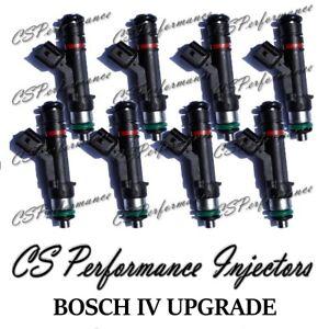 #1 UPGRADE Bosch IV Fuel Injectors (8) set for 1994-1997 GM 5.7L V8 Chevrolet