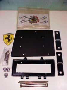 Ferrari 360 Battery Tray Mounting Support Kit_OMP_182922_Challenge_OEM_NEW