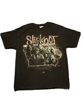 Slipknot Shirt Band Tee Size Large All Hope Is Gone