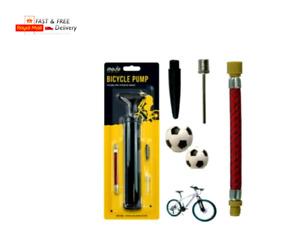 Lightweight Mini Road Portable Bicycle Cycling Bike Air Pump Tyre Ball