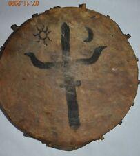 "Sale! Nepal/Tibet Shamans pegged Drum 12"" Prov"
