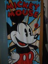 MICKEY MOUSE DISNEY  TOWEL/BEACH  BATH TOWEL