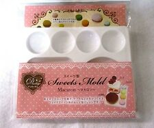 Padico Decollage SWEETS Mold Macaron Cake Wagashi For ClayMade In JAPAN