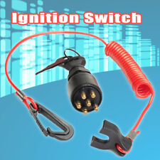 Ignition Switch 175974 5005801 for OMC Johnson Evinrude Outboard Motor 40-200HP