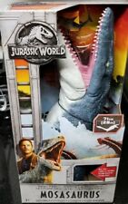 Mattel Jurassic World 2 Fallen Kingdom REAL FEEL MOSASAURUS DINOSAUR IN STOCK